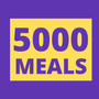 Logo for 5000 Meals