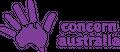 Logo for Concern Australia