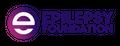 Logo for Epilepsy Foundation