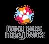 Logo for Happy Paws Happy Hearts Foundation
