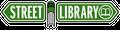 Logo for Street Library