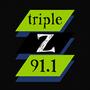 Logo for Southern Vales Community Radio Triple Z