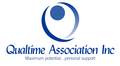 Logo for Qualtime Assoc Inc