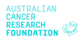 Logo for Australian Cancer Research Foundation