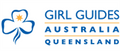 Logo for Girl Guides Qld