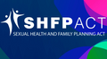 Logo for Sexual Health and Family Planning ACT (SHFPACT)