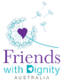 Logo for Friends With Dignity Ltd