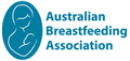 Logo for Australian Breastfeeding Association - Bunbury Group and Capes Group