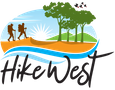 Logo for Hikewest (Previously 'Bushwalking Wa')