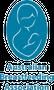 Logo for Australian Breastfeeding Association