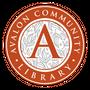 Logo for Avalon Community Library