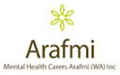 Logo for ARAFMI Mental Health Carers & Friends Association