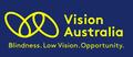 Logo for Vision Australia-Bvrc