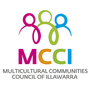 Logo for Multicultural Communities Council Of Illawarra Ltd
