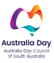 Logo for Australia Day Council SA
