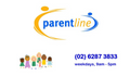 Logo for Parentline ACT