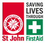 Logo for St John Ambulance