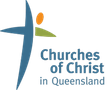 Logo for Churches of Christ in Qld