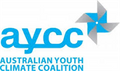 Logo for Australian Youth Climate Coalition NSW