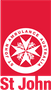 Logo for St John Ambulance Tasmania