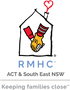 Logo for Ronald McDonald House Charities ACT & South East NSW