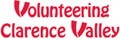 Logo for Volunteering Clarence Valley