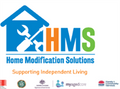 Logo for Home Modifications Solutions