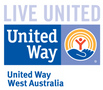 Logo for United Way WA
