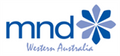 Logo for Motor Neurone Disease Association (WA)