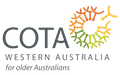 Logo for Council on the Ageing (COTA WA) Inc
