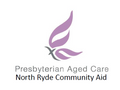 Logo for Presbyterian Aged Care (Formerly North Ryde Community Aid)