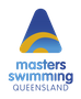 Logo for Masters Swimming Queensland