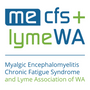 Logo for ME/CFS and Lyme Association of WA, Inc.