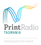 Logo for Print Radio Tasmania