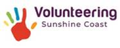 Logo for Volunteering Sunshine Coast