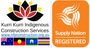 Logo for Kurri Kurri Not-for-Profit Indigenous Construction Services (KKICS) Indigenous Corporation