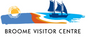 Logo for Broome Visitor Centre