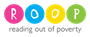 Logo for Reading Out of Poverty