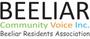 Logo for Beeliar Community Voice  -  CVRC