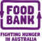 Logo for Foodbank Queensland