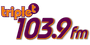 Logo for Townsville Community Broadcasting Company Limited - Triple T 103.9FM
