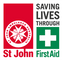 Logo for St John Ambulance