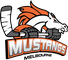 Logo for Melbourne Mustangs Ice Hockey Club Inc.