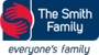 Logo for The Smith Family Kwinana