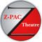 Logo for Z-PAC Theatre